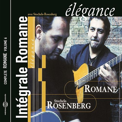 Play & Download Elegance (Intégrale Romane, vol. 6) by Romane | Napster