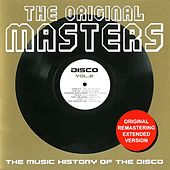 The Original Masters, Vol. 2 (The Music History of the Disco) von Various Artists