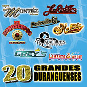 20 Grandes Duranguenses by Various Artists