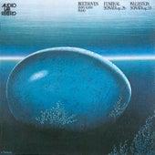 Beethoven: Funeral Sonata Op. 26 Waldstein Sonata Op. 53 by Hans Kann
