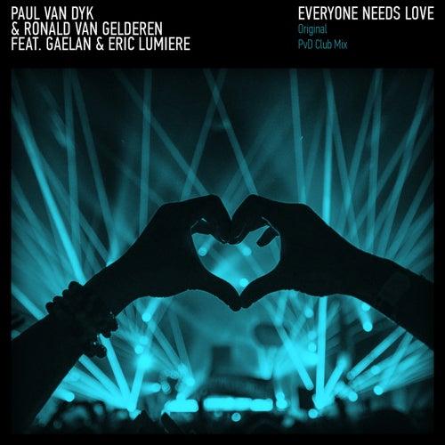 Everyone Needs Love von Paul Van Dyk