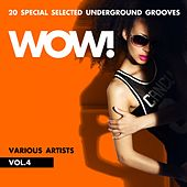 WOW! (20 Special Selected Underground Grooves), Vol. 4 by Various Artists