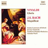 Vivaldi - Gloria / Bach - Magnificat by Various Artists