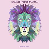 People Of Africa EP by Krizaliss