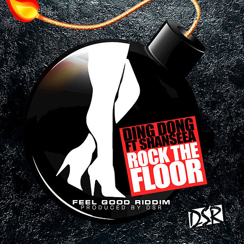 Play & Download Rock the Floor by Ding Dong | Napster