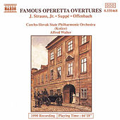 Play & Download Famous Operetta Overtures by Johann Strauss, Jr. | Napster