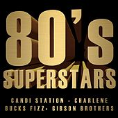 80s Superstars by Various Artists