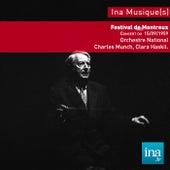 Play & Download Festival de Montreux, G. F. Haendel - W. A. Mozart - C. Debussy - A. Roussel, Concert du 15/09/1959, Orchestre National de la RTF, Charles Munch (dir), Clara Haskil (piano) by Various Artists | Napster