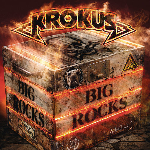Big Rocks by Krokus