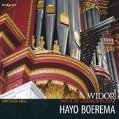 Charles-Marie Widor: Hayo Boerema by Hayo Boerema