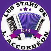 Les stars de l'accordéon, vol. 5 von Various Artists