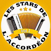 Les stars de l'accordéon, vol. 1 by Various Artists