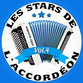 Les stars de l'accordéon, vol. 4 von Various Artists