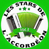 Les stars de l'accordéon, vol. 3 by Various Artists