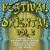 Festival oriental, Vol. 2 von Various Artists