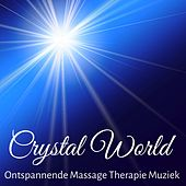 Play & Download Crystal World - Meditatie Ontspannende Massage Therapie Muziek met New Age Instrumentale Zachte Geluiden by Relaxed Piano Music | Napster