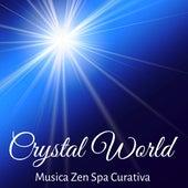 Play & Download Crystal World - Musica Zen Spa Curativa per Potere della Mente Massaggi Benessere con Suoni Dolci Meditativi New Age e Strumentali by Relaxed Piano Music | Napster