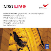 MSO Live: Vaughan Williams – Chopin – Dukas by Christopher Seaman