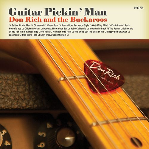 Guitar Pickin' Man by The Buckaroos
