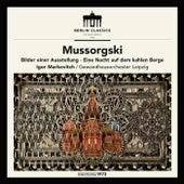Mussorgki: Bilder einer Ausstellung, Eine Nacht auf kahlen Berge by Gewandhausorchester Leipzig