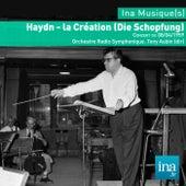 Die Schöpfung (La Création), J. Haydn, Concert du 08/04/59,Orchestre Radio Symphonique de la RTF, Tony Aubin (dir) by Orchestre Radio Symphonique de la RTF and Tony Aubin