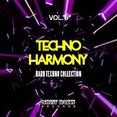 Techno Harmony, Vol. 6 (Hard Techno Collection) by Various Artists