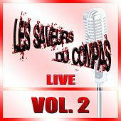 Play & Download Saveurs du compas, vol. 2 (Live) by Various Artists | Napster
