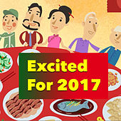 Excited For 2017 by Various Artists