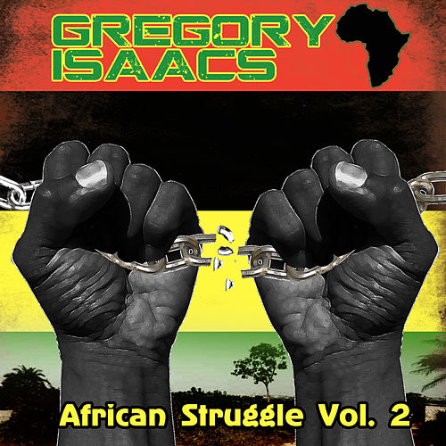 African Struggle Vol.2 by Gregory Isaacs