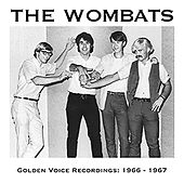 Golden Voice Recordings: 1966 - 1967 von The Wombats