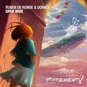 Open Wide by Ruben de Ronde