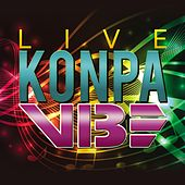 Live Konpa Vibe by Various Artists