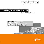 Play & Download PLAY IT - Study-CD for Cello: Luigi Boccherini, Konzert Nr. 3, G major / G-Dur, G. 480 by Various Artists | Napster