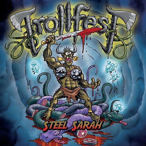 Play & Download Steel Sarah by TrollfesT | Napster