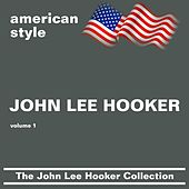 The John Lee Hooker Collection (volume 1) by John Lee Hooker