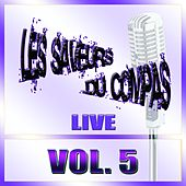 Play & Download Saveurs du compas, vol. 5 (Live) by Various Artists | Napster