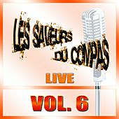Play & Download Saveurs du compas, vol. 6 (Live) by Various Artists | Napster