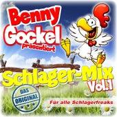 Benny Gockel präsentiert Schlager-Mix, Vol. 1 by Various Artists