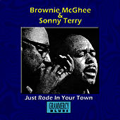 Play & Download Just Rode In Your Town by Brownie McGhee | Napster
