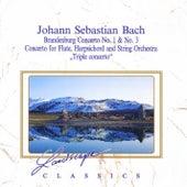 Play & Download Johann Sebastian Bach: Brandenburgisches Konzert Nr. 1 & Nr. 3 - Konzert für Flöte, Cemb by Various Artists | Napster