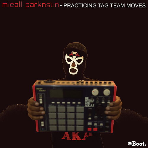 Practicing Tag Team Moves by Micall Parknsun