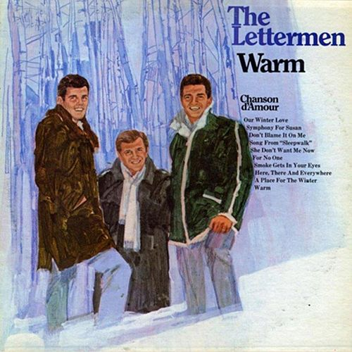 Play & Download Warm by The Lettermen | Napster