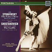 Play & Download Stravinsky: Le Baiser de la Fee - Shostakovich: Romance No. 8 from The Gadfly Suite by Sofia Symphony Orchestra | Napster