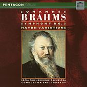 Play & Download Brahms: Symphony No. 3 - Haydn Variations by Sofia Philharmonic Orchestra | Napster