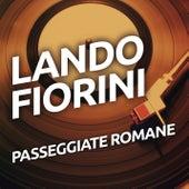 Passeggiate romane by Lando Fiorini