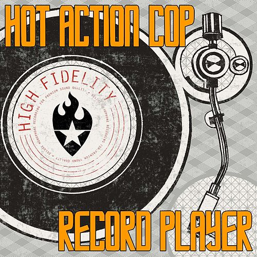Record Player by Hot Action Cop