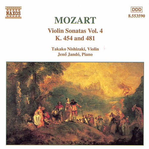 Play & Download Violin Sonatas Nos. 13 and 14 by Wolfgang Amadeus Mozart | Napster