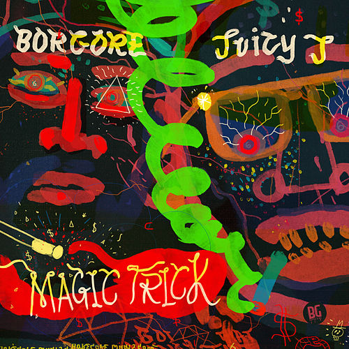 Magic Trick by Borgore