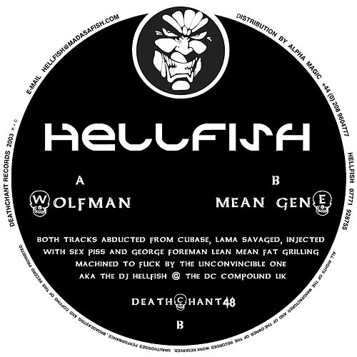 Play & Download Wolfman by Hellfish | Napster