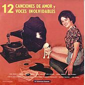 Play & Download 12 Canciones de Amor y Voces Involvidables, Vol. 16 by Various Artists | Napster